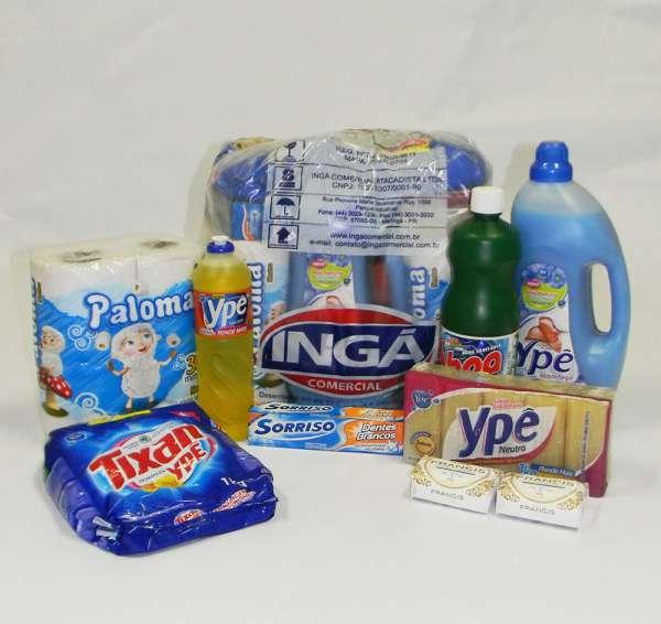 Kit - Higiêne Limpeza Grande